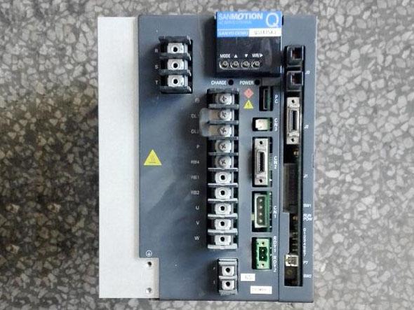 三洋伺服驅動器